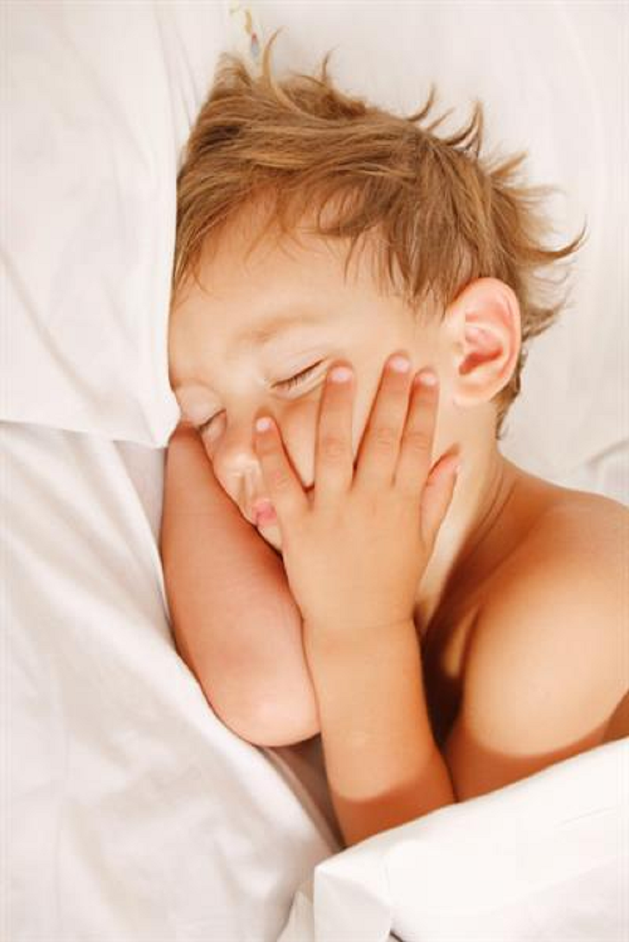 Is Your Child Getting The Right Amount of Sleep Each Night?