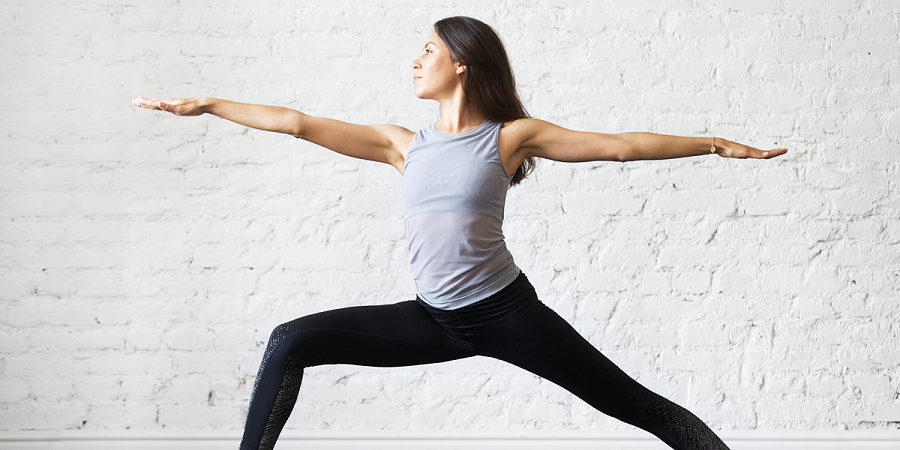 Work on Your Confidence with Yoga